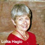 Lolita Hagio, Co-Chair Membership Committee